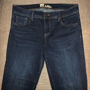 EUC Kut from the Kloth Cropped Jeans Size 8.
